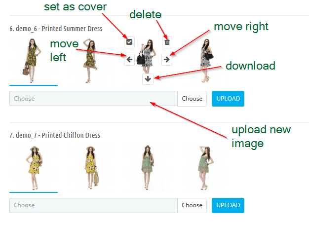 Prestashop Image Manager - 1